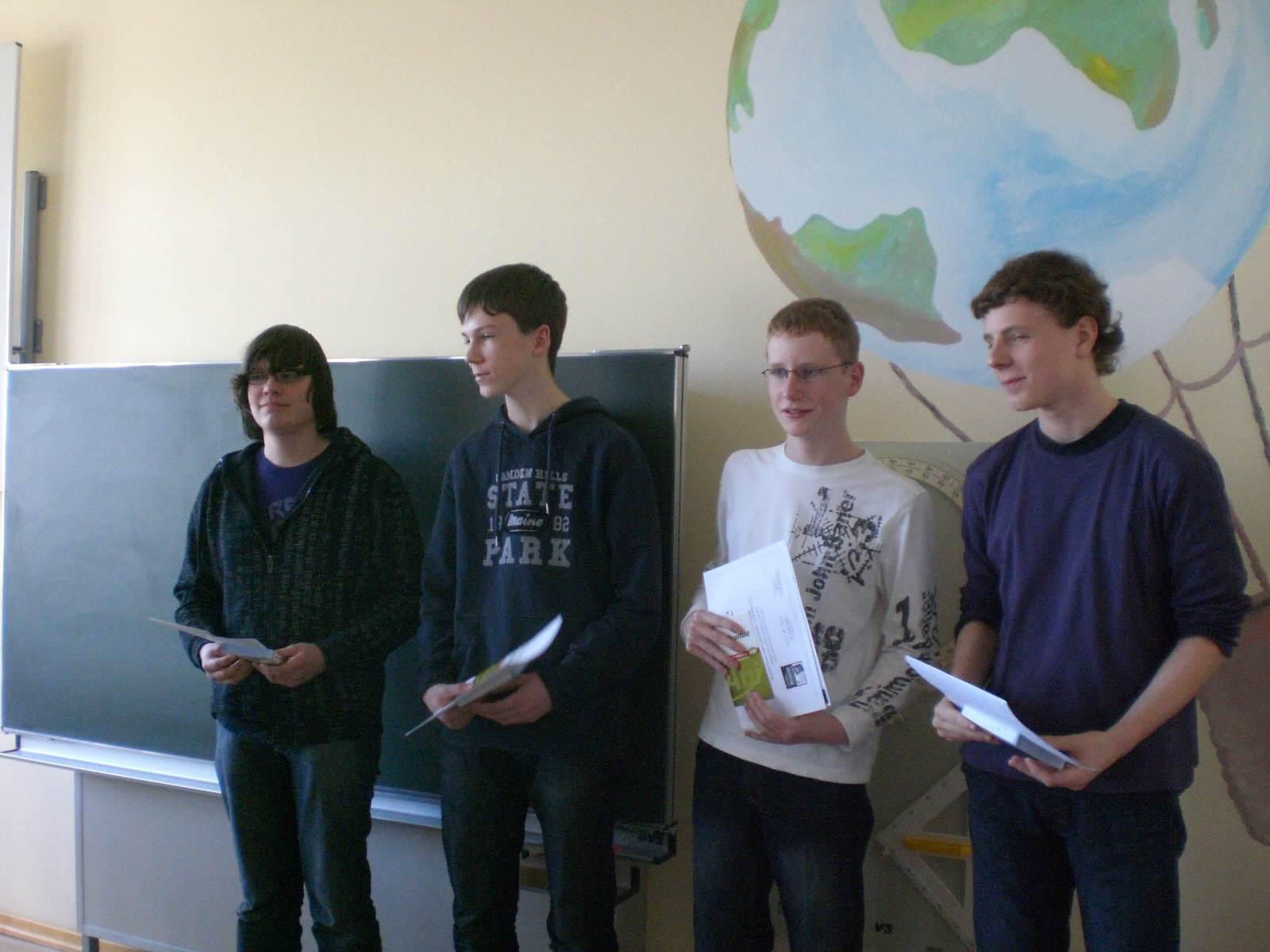 Geowettbewerb 5